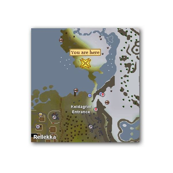 Location of Sabre-toothed Kebbit in Runescape