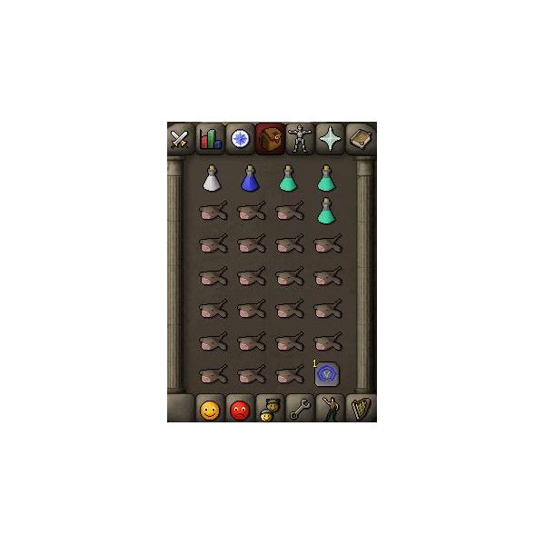 Basic Inventory For Obby Maul Pure Pking