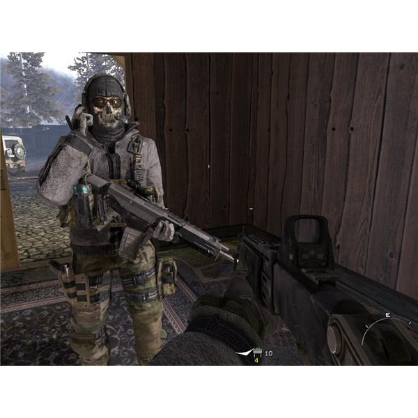 MW2 Trophy Guide
