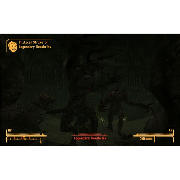 Fallout: New Vegas Walkthrough - Bleed Me Dry - Deathclaw Eggs - Be Very Prepared Before Entering Dead Wind Cavern