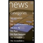 News about HTC mobile phones