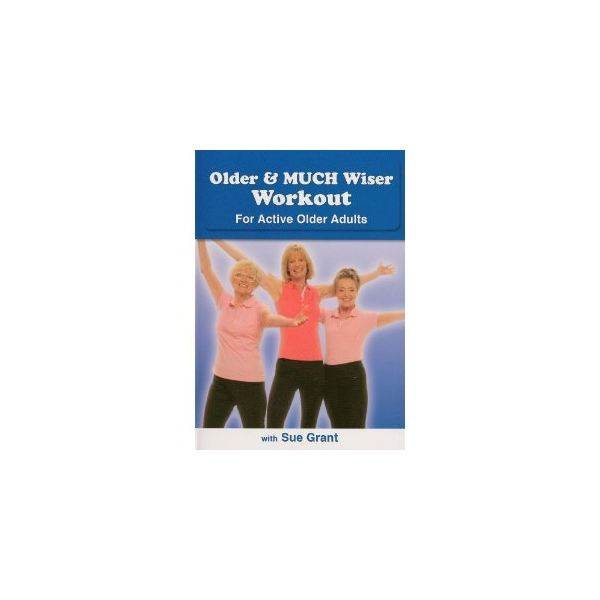 Older and Much Wiser Workout