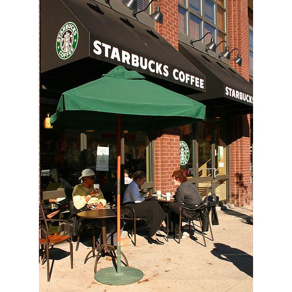 Starbucks in Washington DC