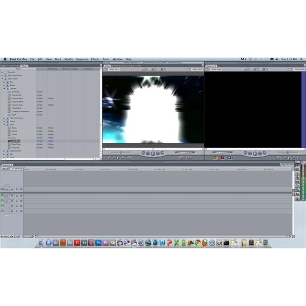 FCP Tips: How to Create the Final Cut Pro Sparkle Effect