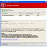 Free Antivirus and Trojan Removers: Microsoft Security Essentials