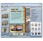 My Memories Suite User Interface