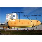 Shuttle External Fuel Tank