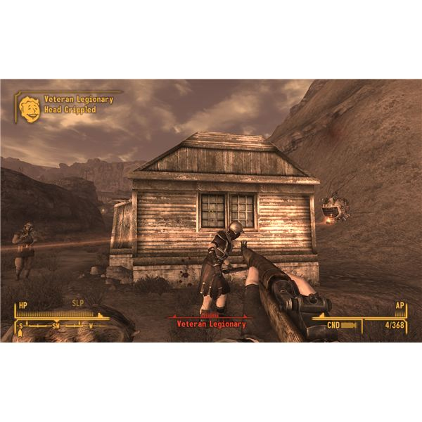 Fallout: New Vegas Walkthrough - Cottonwood Cove Attack in