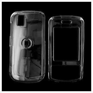 LG Shine 2 II Hard Case Cover Transparent Clear