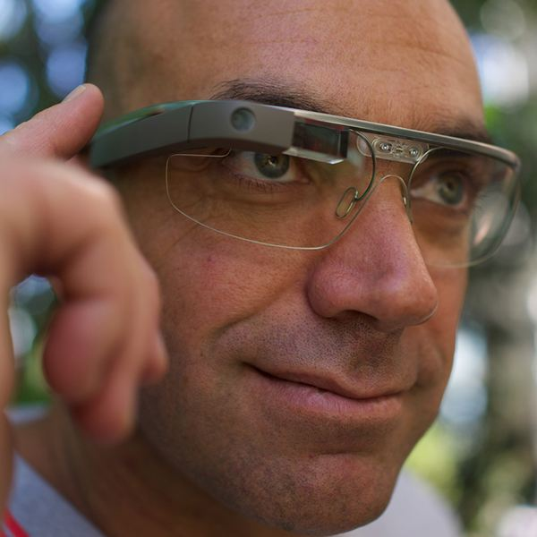 Security and Privacy Issues With Google Glass