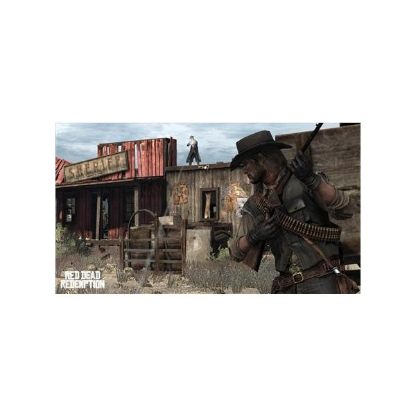 Repeater Combat in Red Dead Redemption
