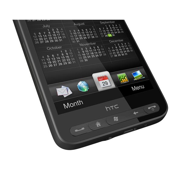 Speculation Persists with HTC HD2's Interface