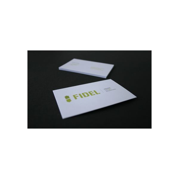 adding value to your business cards