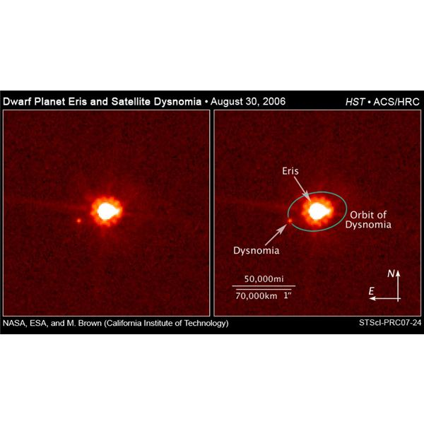 Eris the Dwarf Planet: Facts and Information About the Largest Plutoid in the Solar System