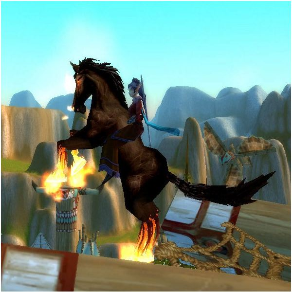 warcraft how to get class mount