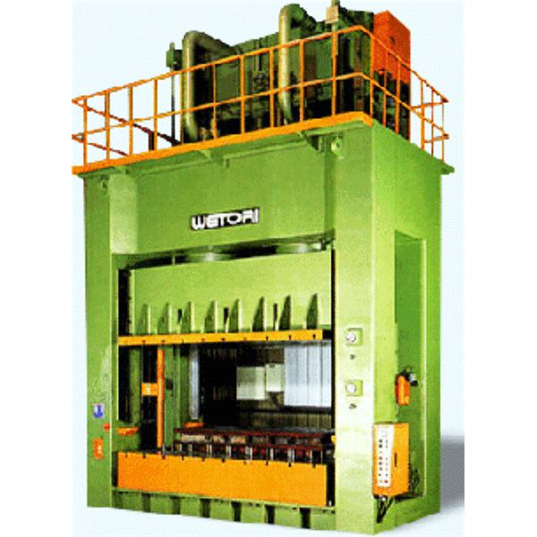 Hydraulic Metal Forming Press