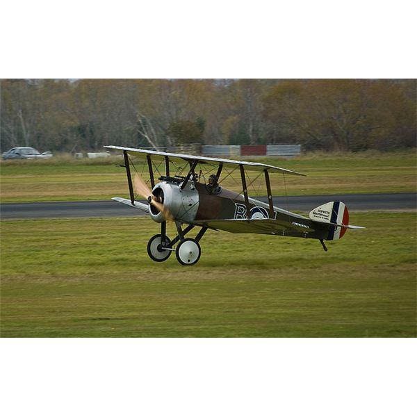 A Fantastic Fighter: The Sopwith Camel Airplane