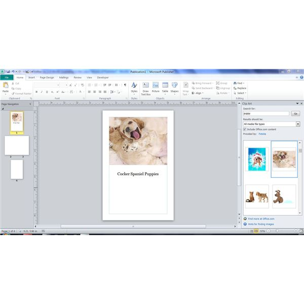 Make A Booklet In Publisher 2010