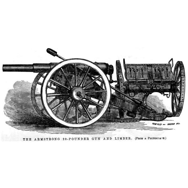 Armstrong 20 Pounder