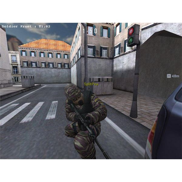 Soldier Front Review