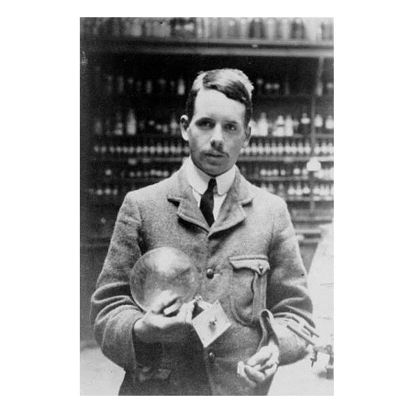 The Life of  Henry Moseley: Brief Bio & Description of Work