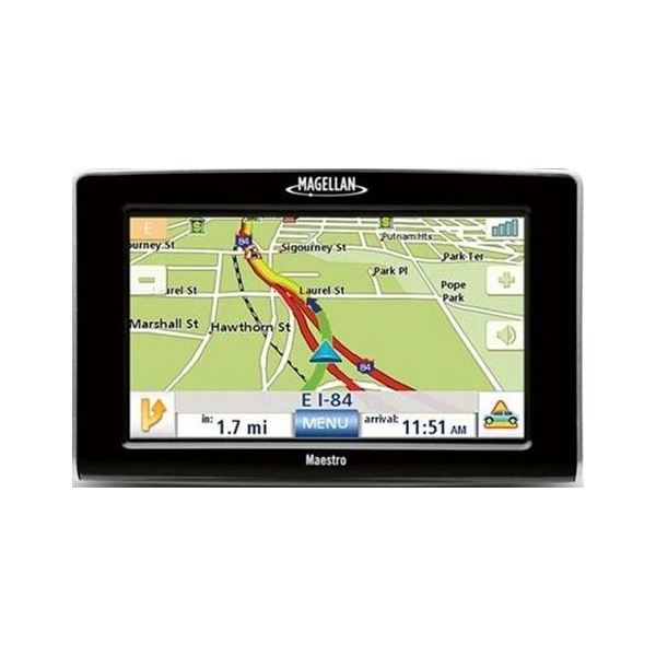 A Look at the Magellan Maestro GPS Family