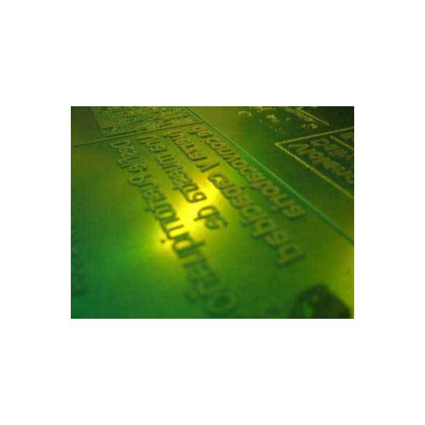 Printing Plate for Flexography