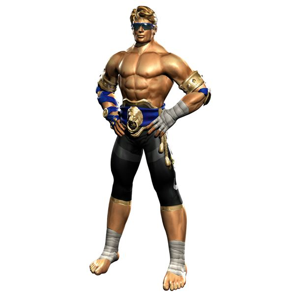 Mortal Kombat Characters Guide: Johnny Cage