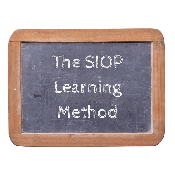 Teaching ELL Students the English Language Using the SIOP Learning Method