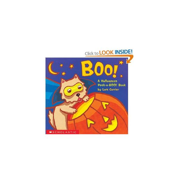 Boo! by, Lark Carrier