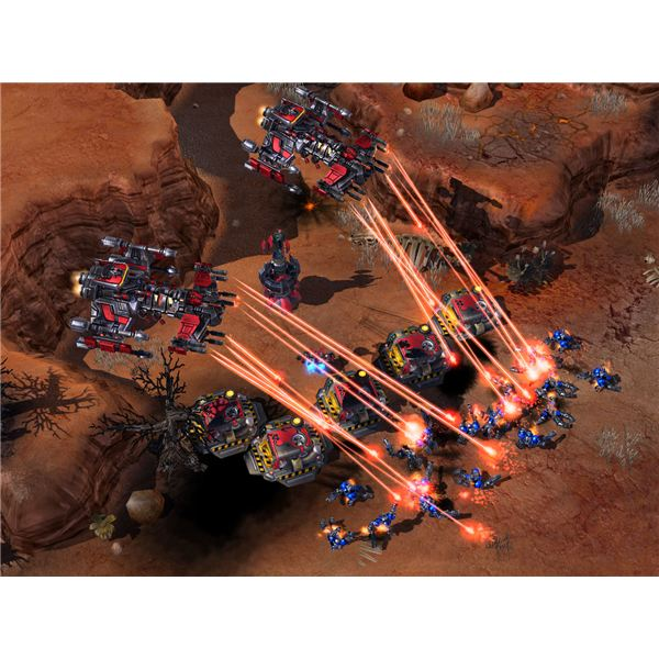 Starcraft II Comparison: Does the Sequel Top The Original?
