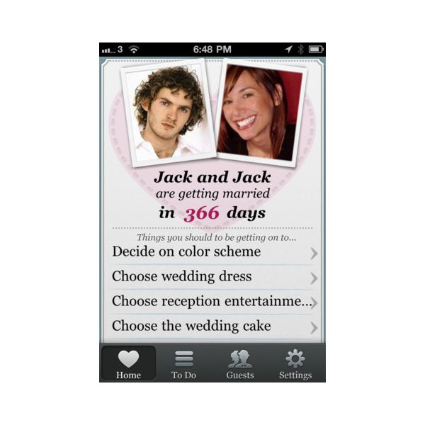 """I Do"" Want the Best Wedding Apps for My iPhone: Top Five Revealed"
