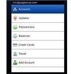 Screenshot Personal Assistant App