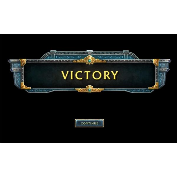 Victory Graphic