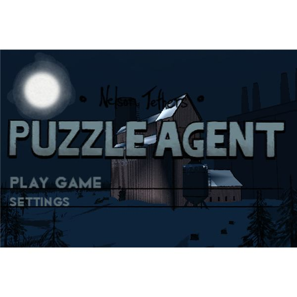Puzzle Agent screenshot 1