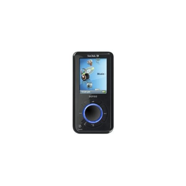 SanDisk Sansa e270 6 GB MP3 Player with SD Expansion Slot