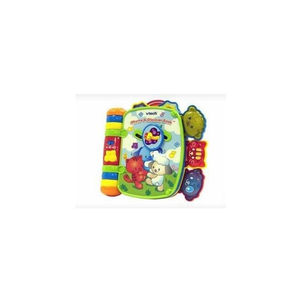 Electronic Baby Toys: Learning with VTech Toys