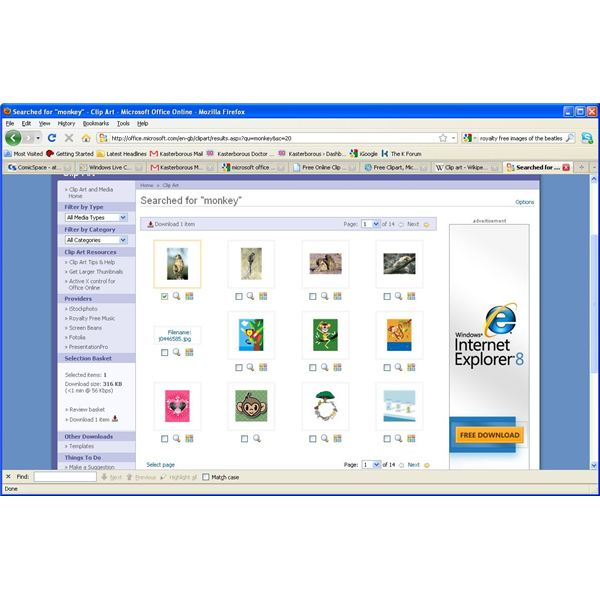 finding and using microsoft clipart online rh brighthub com microsoft online clip art gallery free microsoft online clip art free