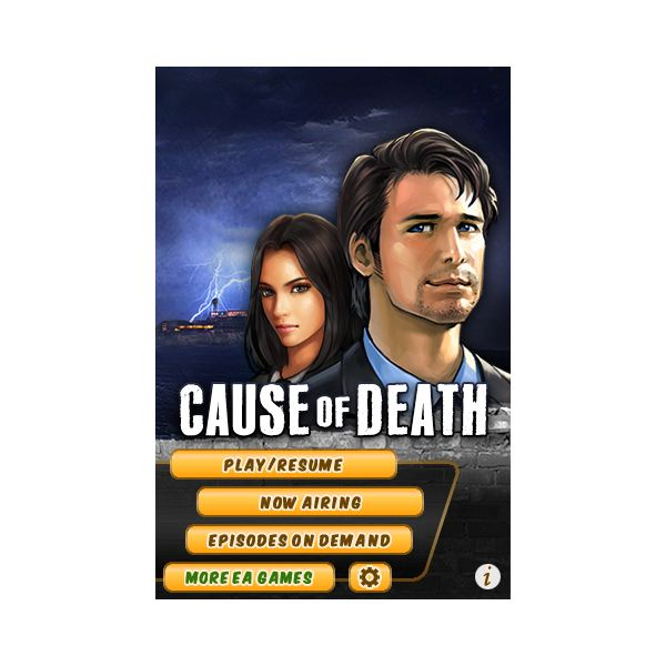 Review of the Cause of Death iPhone App
