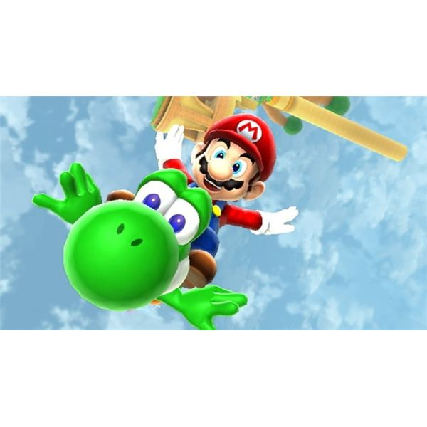 Super Mario Galaxy 2 is Arguably Today's Greatest Platformer, and It Will be a Hard Game to Top