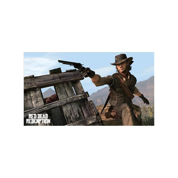 Red Dead Redemption unlockable revolver