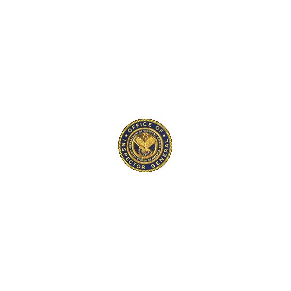 United States Department of Veterans Affairs Office of Inspector General Seal
