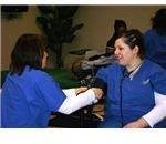 Taking Blood Pressures