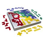 Blokus is a lot of fun to play with one to three family members.