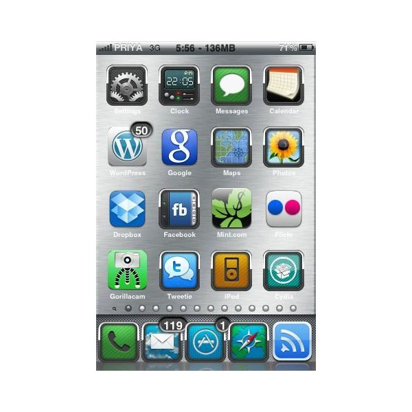 What are the Best Cydia Themes for iPhone?