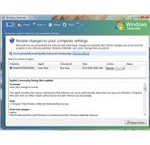 Detail of Detected Startup Item Detected by Windows Defender