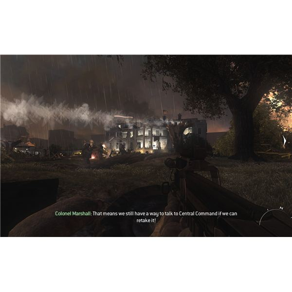 Call of Duty: Modern Warfare 2 - Whiskey Hotel - Attacking the White House