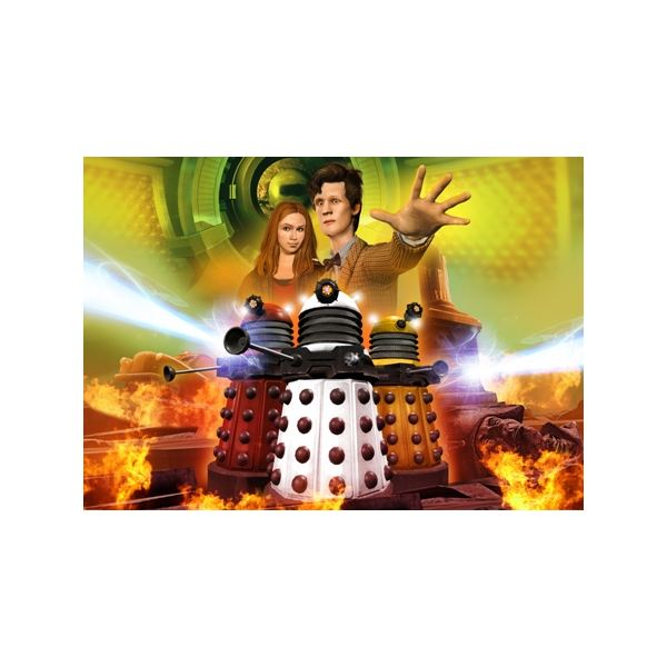 New Doctor Who game City of the Daleks features the Doctors mortal enemies…