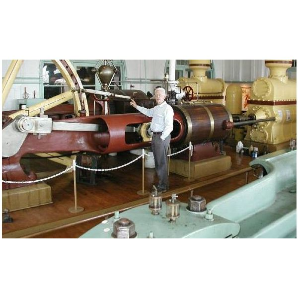 Marine Steam Engine