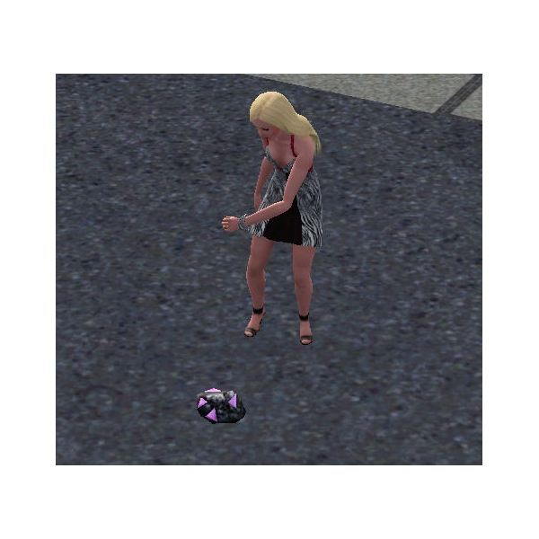 Sims 3 Collecting Gemstones